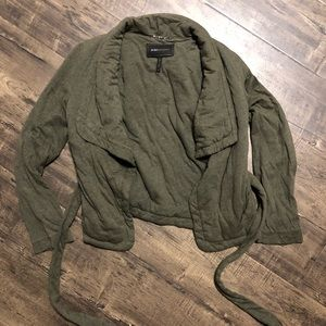 🍍 BCBG Super Soft Comfortable Sweater Jacket Wrap